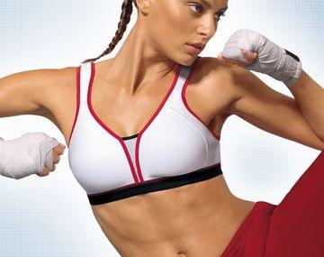 Особенности увеличения груди для спортсменок