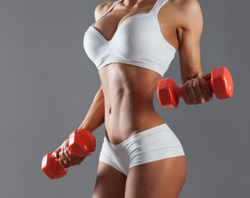 Особенности занятий спортом после маммопластики